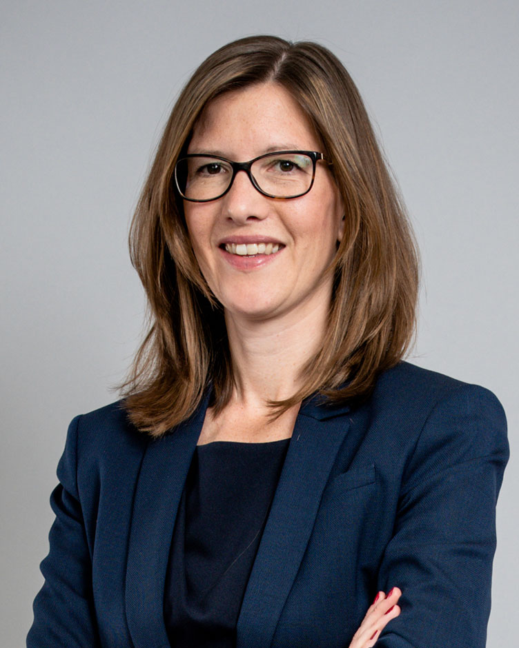 Wintershall Dea Member of the Board Kathrin Dufour