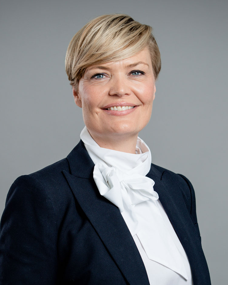 Wintershall Dea Member of the board Kristin Vinje