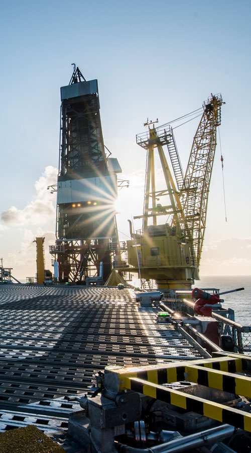 Wintershall Dea Offshore Platform