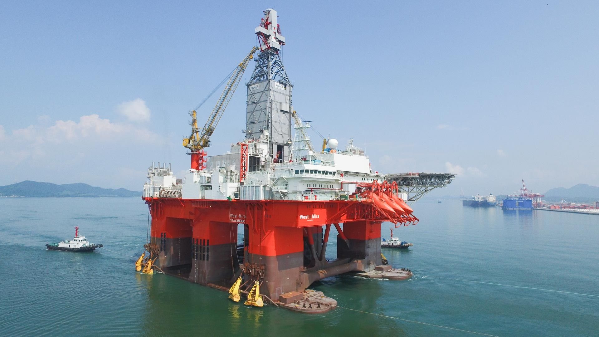Drilling starts on the Nova Field in Norway